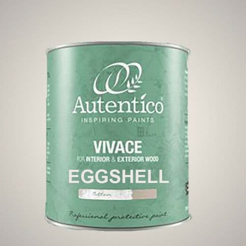 Autentico Vivace Interior & Exterior Paint for Doors & Woodwork 750 ml EGGSHELL